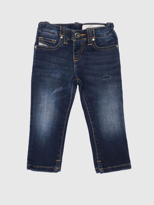 GRUPEEN-B-N, Medium blue - Jeans