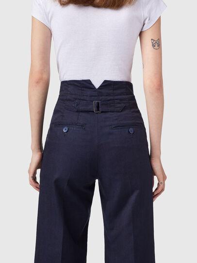 Diesel - D-Ebbey JoggJeans® 0CEAT, Dark Blue - Jeans - Image 4