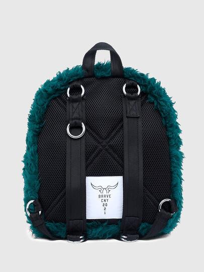 Diesel - CL - DHORIAN - BACKP, Water Green - Backpacks - Image 2