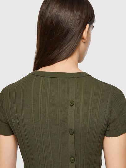 Diesel - M-FLORIDA, Olive Green - Knitwear - Image 4