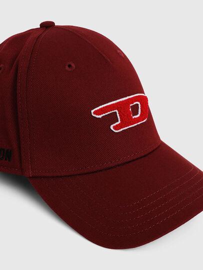 Diesel - C-DIGRA, Red - Caps - Image 3