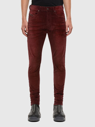 D-Amny 069PS, Red - Jeans