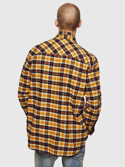 Diesel - S-TOLSTOJ, Yellow Ocher - Shirts - Image 2