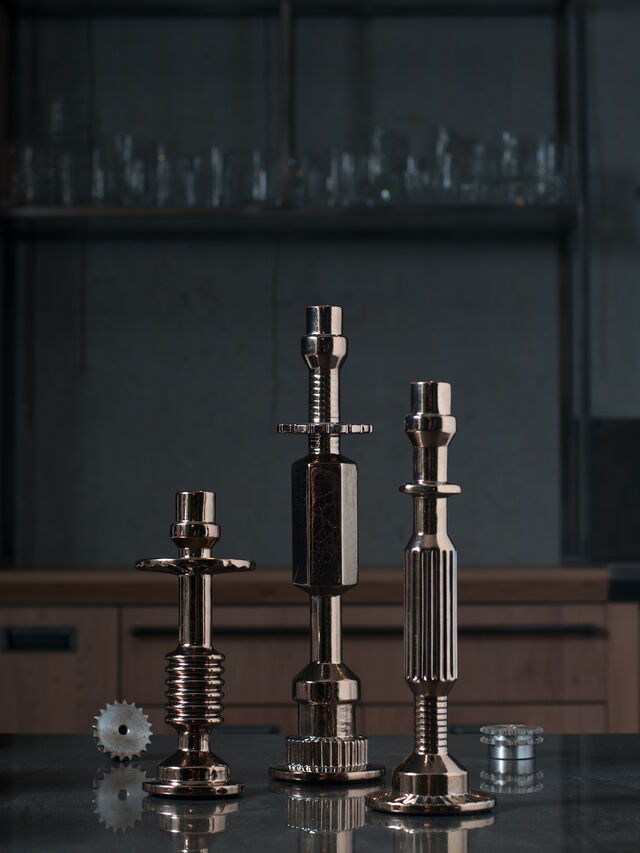 Living 10953 TRANSMISSION, Bronze - Home Accessories - Image 5