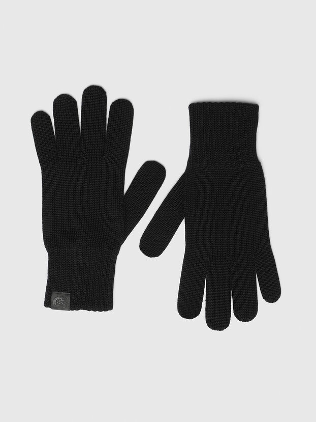K-TAB-B, Black - Gloves