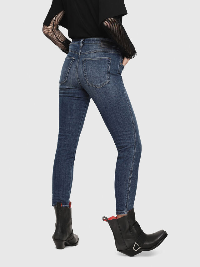 Diesel - Babhila 081AI, Medium blue - Jeans - Image 2