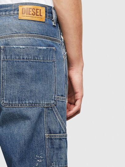 Diesel - D-Franky 009CB, Medium blue - Jeans - Image 7