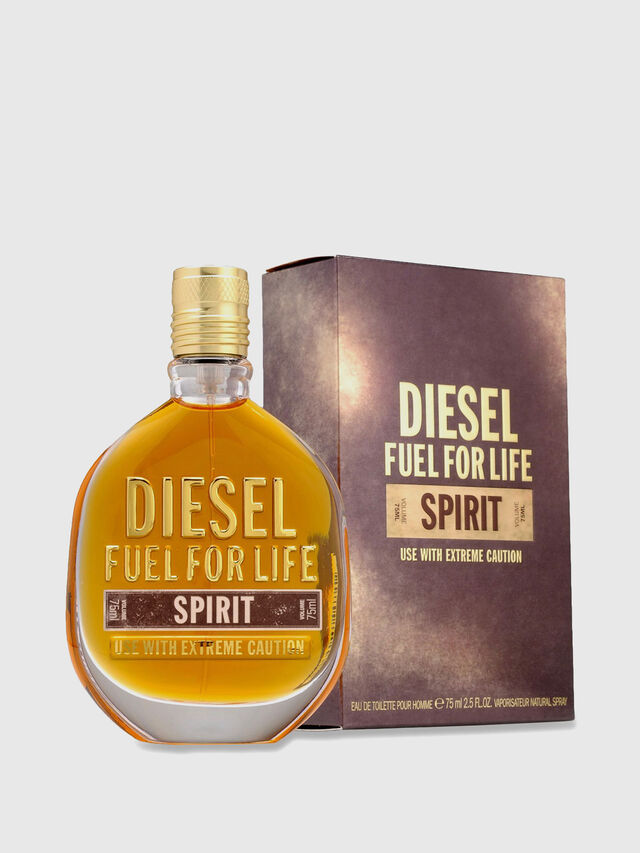Diesel FUEL FOR LIFE SPIRIT 75ML, Generic - Fuel For Life - Image 1
