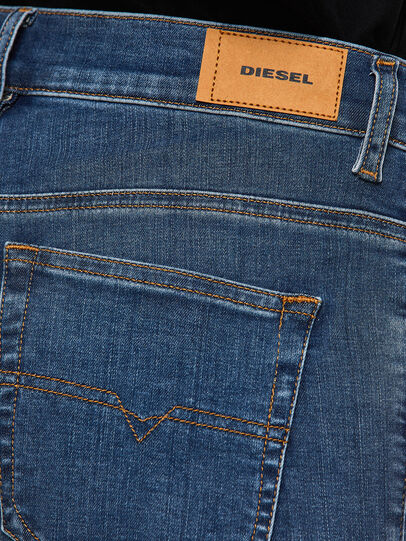 Diesel - D-Roisin 085AB, Medium blue - Jeans - Image 3