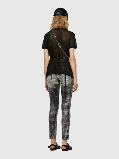Diesel - M-ABBIE, Black - Knitwear - Image 6