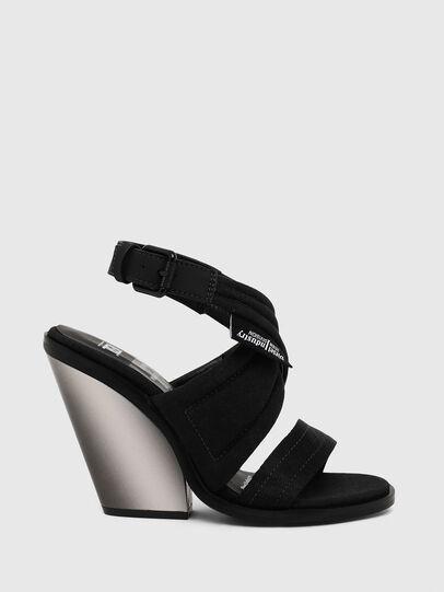 Diesel - SA-FLAMINGO XR, Black - Sandals - Image 1