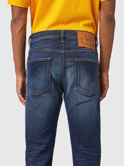 Diesel - D-Strukt JoggJeans® 069XG, Dark Blue - Jeans - Image 4