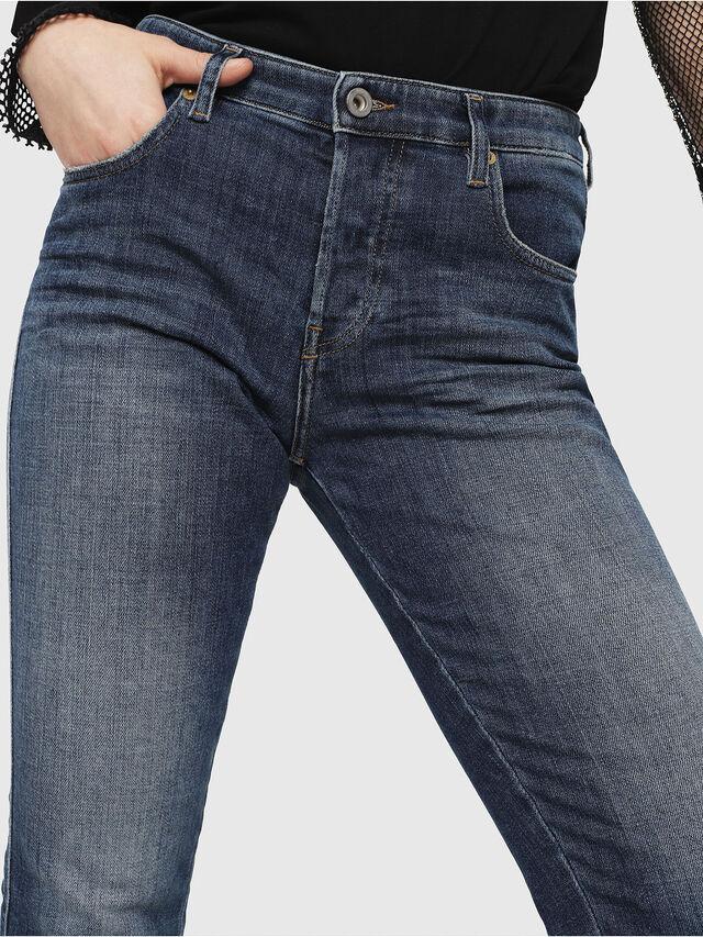 Diesel - Babhila 081AI, Medium blue - Jeans - Image 3
