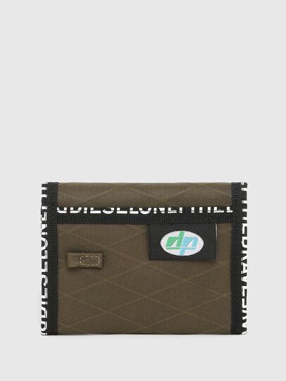 Diesel - YOSHINO VERT, Green Camouflage - Small Wallets - Image 2