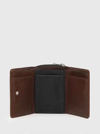 Diesel - SPEJAP, Brown - Small Wallets - Image 3
