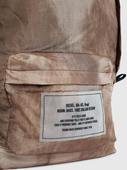 Diesel - BAPAK, Light Brown - Backpacks - Image 4
