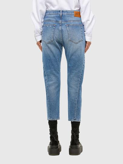 Diesel - Fayza 009EU, Light Blue - Jeans - Image 2
