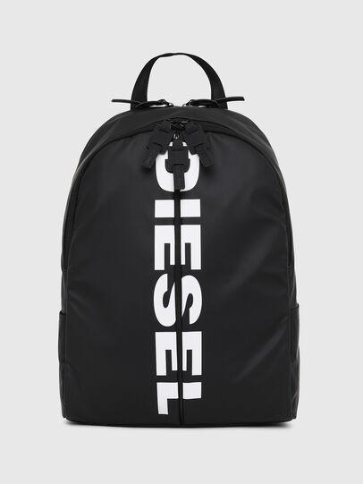 Diesel - BOLD BACK II, Black - Backpacks - Image 1