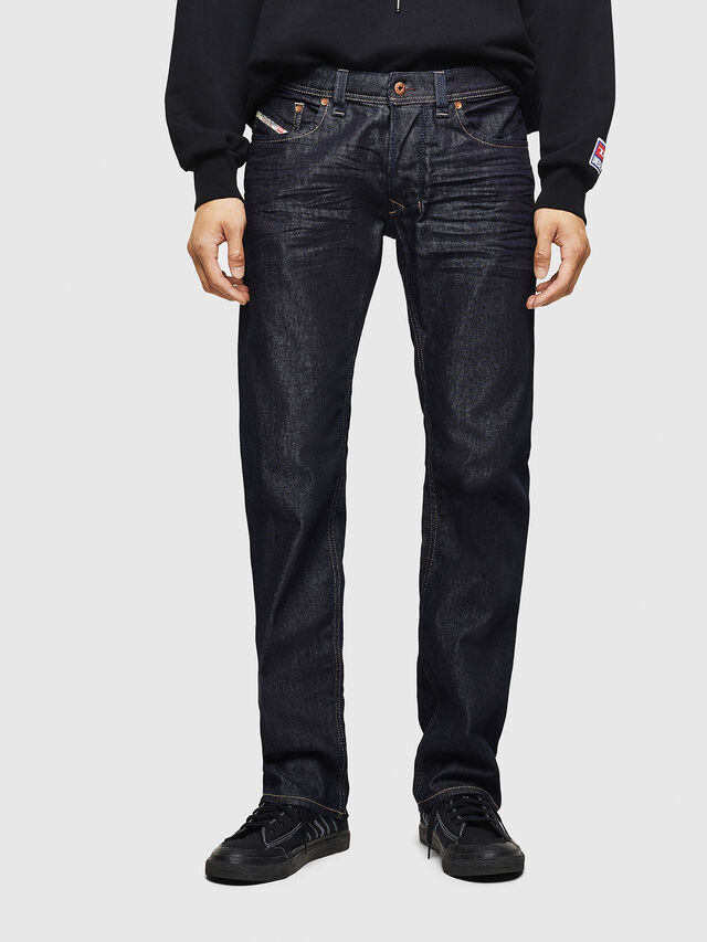 Diesel Larkee 084HN, Dark Blue - Jeans - Image 1