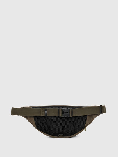 Diesel - F-URBHANITY BUMBAG, Military Green - Belt bags - Image 2
