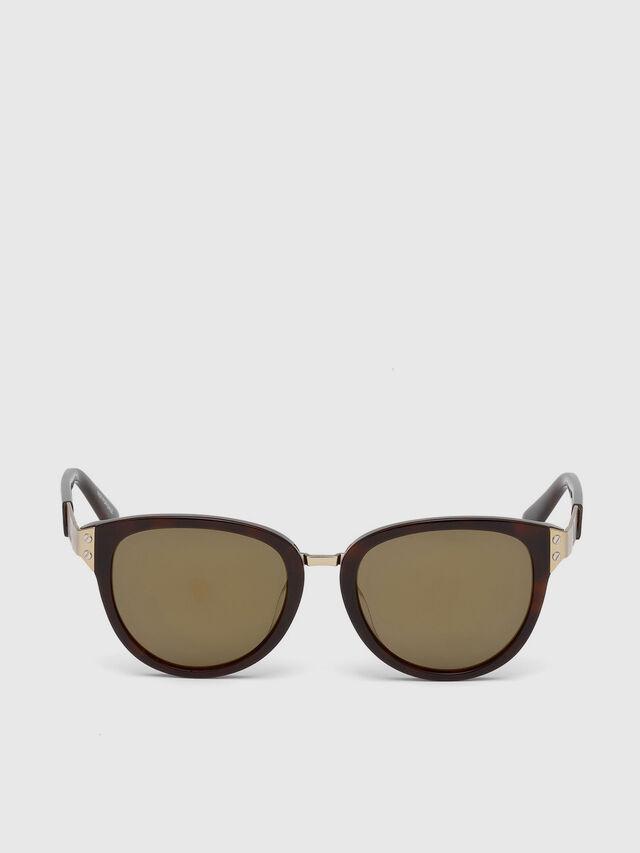 Diesel - DL0234, Brown - Eyewear - Image 1