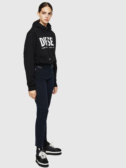 Diesel - D-Eiselle 069GL, Dark Blue - Jeans - Image 5