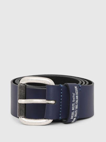 Diesel - B-NOVO, Blue - Belts - Image 1