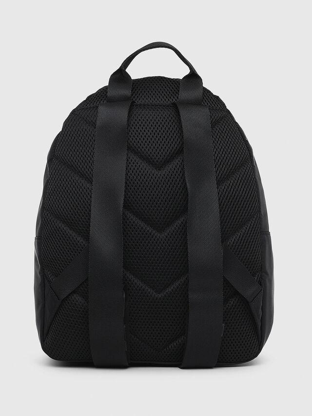 Diesel - F-SUSE BACK, Black/Yellow - Backpacks - Image 2