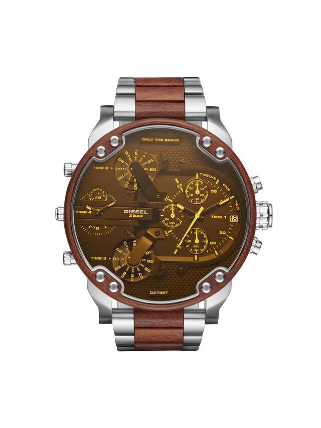 Diesel - DZ7397, Brown - Timeframes - Image 1