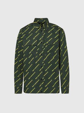 S-JESSTA, Dark Green - Shirts