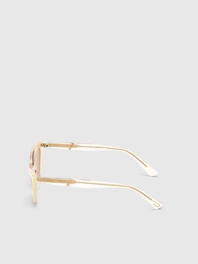Diesel - DL0303, Gold - Sunglasses - Image 3