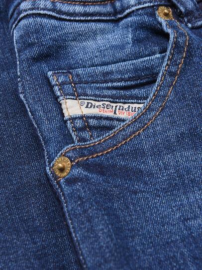 Diesel - KROOLEY-J F JOGGJEANS, Blue Jeans - Jeans - Image 3