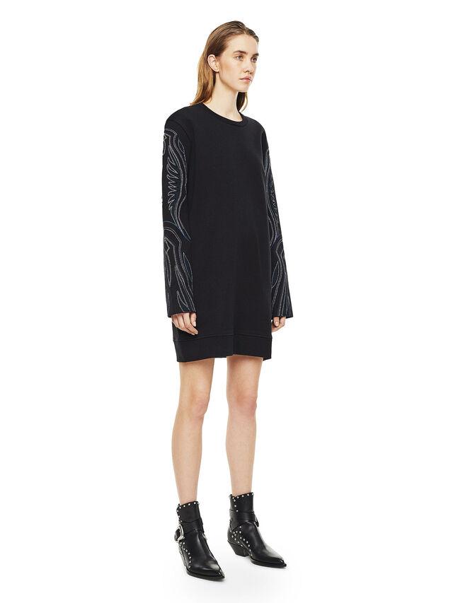 Diesel - DRESSIE, Black - Dresses - Image 5