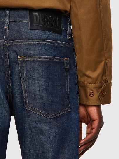 Diesel - D-Fining 09A48, Dark Blue - Jeans - Image 3