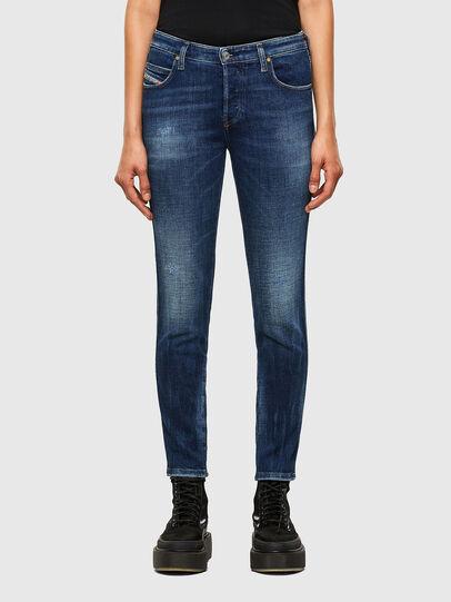 Diesel - Babhila 009LQ, Medium blue - Jeans - Image 1