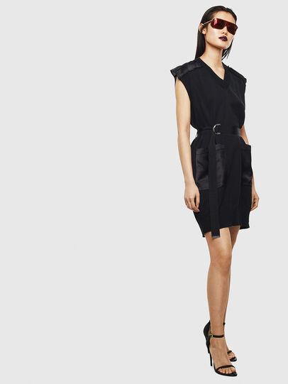 Diesel - MIKKYS, Black - Knitwear - Image 5