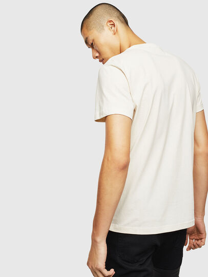 Diesel - T-WORKY-MOHI, White - T-Shirts - Image 2