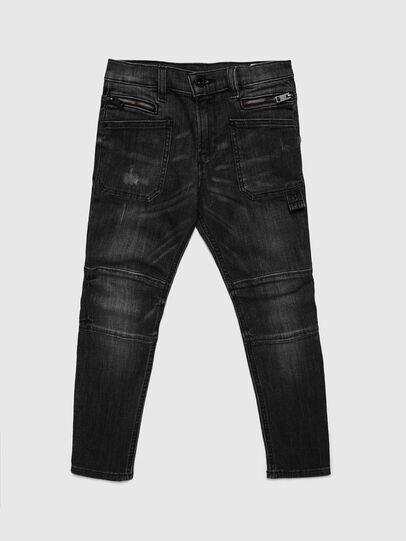Diesel - D-PHORMER-J, Black - Jeans - Image 1