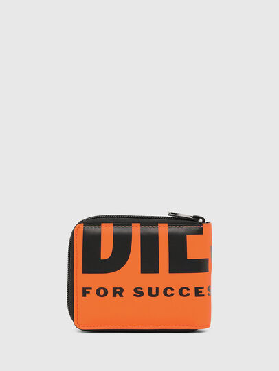 Diesel - ZIPPY HIRESH S, Orange - Zip-Round Wallets - Image 2