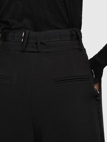 Diesel - PENNYT, Black - Pants - Image 5