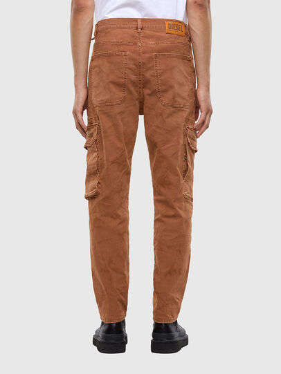 Diesel - D-Krett JoggJeans® 069RJ, Light Brown - Jeans - Image 2
