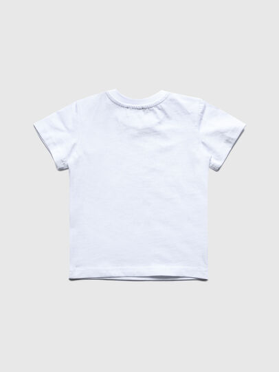 Diesel - TDIEGOS3B, White - T-shirts and Tops - Image 2