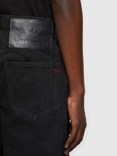 Diesel - D-MACS-SHORT, Black - Shorts - Image 4