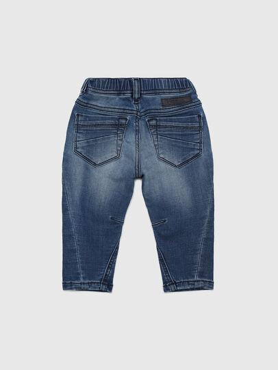 Diesel - FAYZA B JOGGJEANS-N, Medium blue - Jeans - Image 2