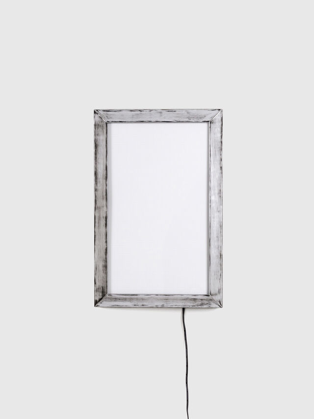 Diesel - 11000 FRAME IT!, Silver - Home Accessories - Image 1