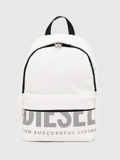 Diesel - F-BOLD BACK III, White - Backpacks - Image 1