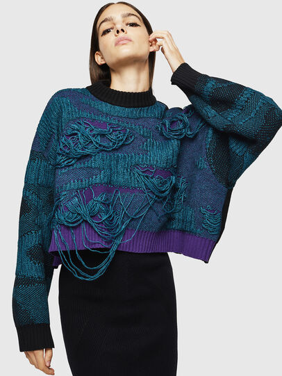 Diesel - M-KAM,  - Knitwear - Image 4