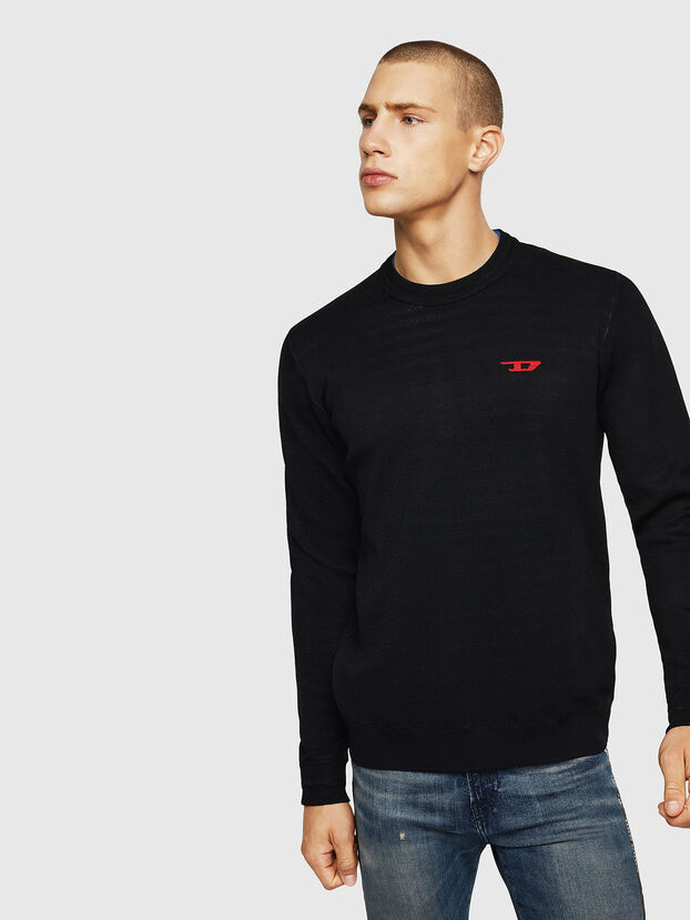 K-LUISS, Black - Knitwear