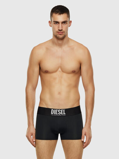 Diesel - 55-D, Black - Trunks - Image 1