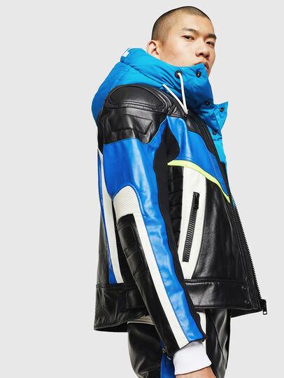 Diesel - ASTARS-LDUE,  - Leather jackets - Image 4
